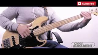Video 24k Magic - Bruno Mars (Extreme Slap) Crazy Bass solo *pdf included* MP3, 3GP, MP4, WEBM, AVI, FLV November 2018