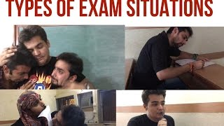 Video TYPES  OF EXAM SITUATIONS MP3, 3GP, MP4, WEBM, AVI, FLV April 2018