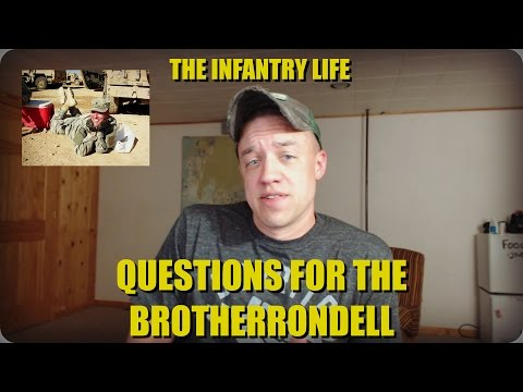 Questions For Brotherrondell