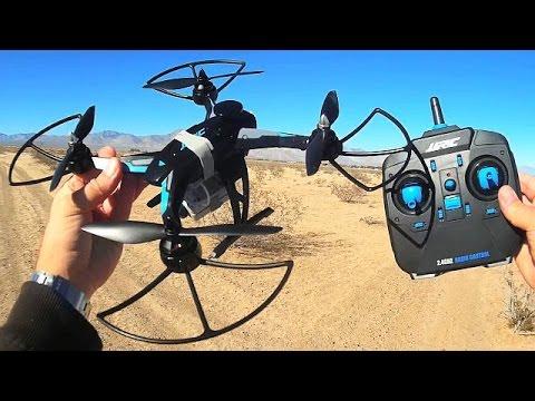 JJRC X1 Cheapest RTF Brushless Drone Camera Test Flight