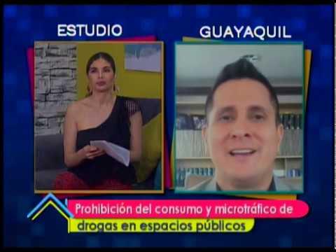 Prohibición del consumo y microtráfico de drogas en espacios públicos