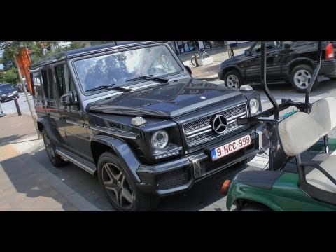 Mercedes-Benz G 65 AMG