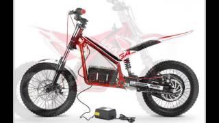 6. 2016 Gas Gas E-Kid E12 Red