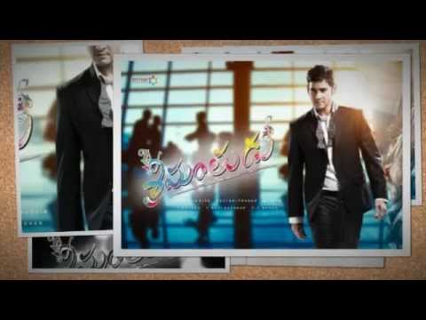 Srimanthudu first look of Maheshbabu Movie Review & Ratings  out Of 5.0