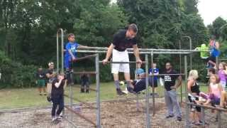 Street workout is new rage in region but without a home