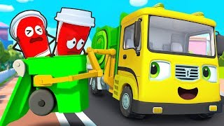Video Garbage Truck, Fire Truck, Police Car, Ambulance | Cars for Kids | Kids Songs |Kids Cartoon |BabyBus MP3, 3GP, MP4, WEBM, AVI, FLV Juli 2019