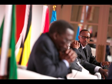paul kagame -