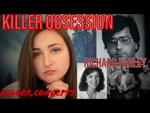 STALKING LAURA BLACK  RICHARD FARLEY'S DEADLY OBSESSION and the SUNNYVALE MASSACRE | Killer Concepts