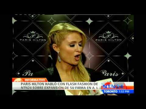 """Paris Hilton visita Colombia en la inauguración de su tienda """"Paris Hilton Handbags & Accesories"""""""