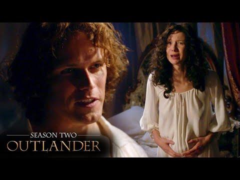 Jamie Returns Home With Bite Marks | Outlander