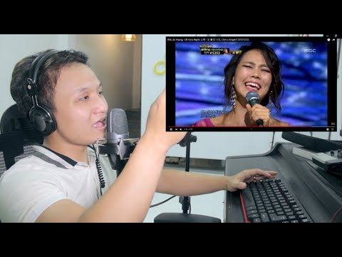(EngSub)Vocal Coach Reaction/Analysis To So Hyang - Live Oh Holy Night . - Thời lượng: 12 phút.