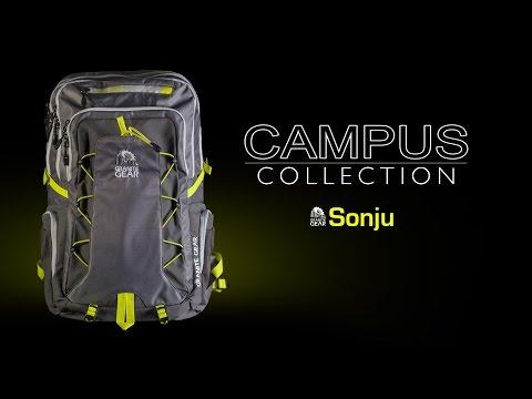 Відео огляд міського рюкзака Granite Gear Sonju 35 Black/Chromium