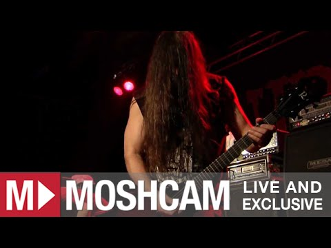 Cannibal Corpse - Stripped, Raped, And Strangled | Live in Sydney | Moshcam
