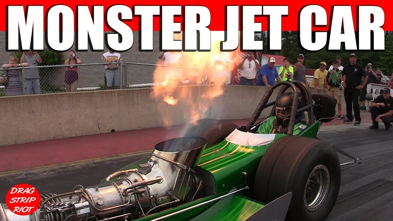 2015 Nostalgia Classic Tim Arfons Green Monster Turbine Front Engine Dragster  Drag Racing Videos