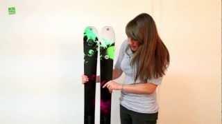 K2 MissDemeanor Skis - Women's 2013