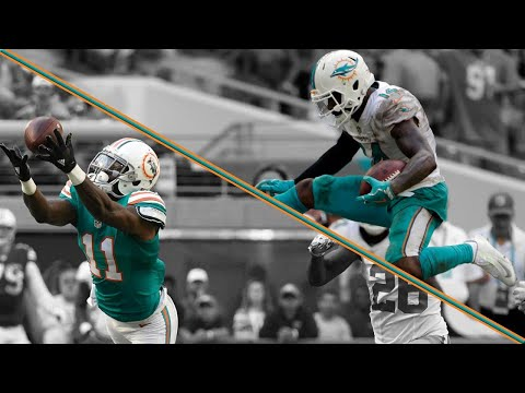 Video: Top High School Plays: Dolphins' Jarvis Landry, DeVante Parker