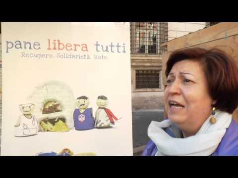 ACLI di Roma, il presidente Lidia Borzì alla Marcia per la Terra 2015