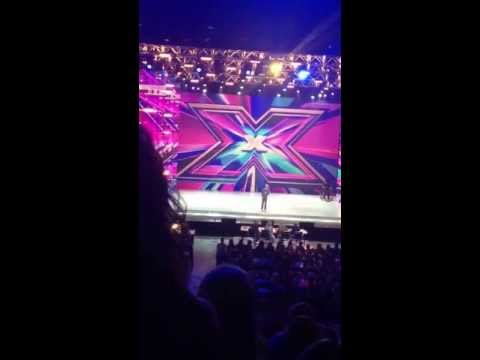 Rizzloe - Rizzloe Jones freestyles for LA Reid, Brittany Spears, Demi Lovati, and Louis Walsh on X Factor USA June 2012 Twitter: @RizzloeJones https://twitter.com/Rizz...