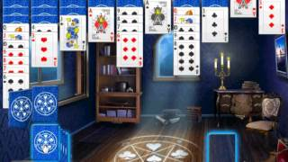 Magic Room Spider Solitaire YouTube video