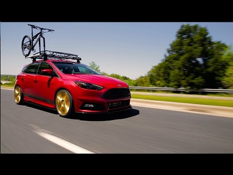 Tuning for ford focus st снимок