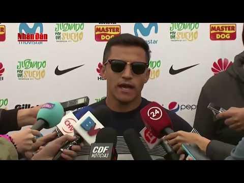 Tin Thể Thao 24h Hôm Nay (7h - 17/7): Alexis Sanchez Lên Tiếng Về Tương Lai Tại CLB Arsenal - Thời lượng: 5:19.