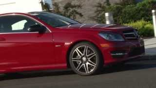 2013 Mercedes-Benz C250 Coupe - Drive Time Review With Steve Hammes