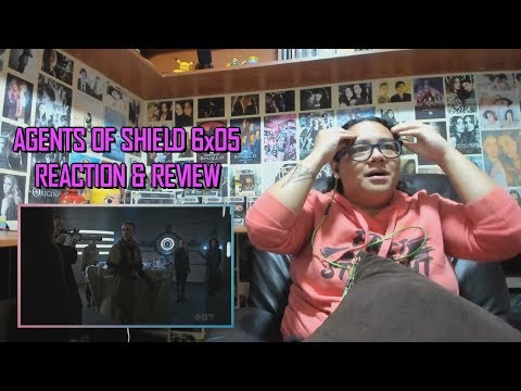 """Marvel's Agents of SHIELD 6x05 REACTION & REVIEW """"The Other Thing"""" S06E05 