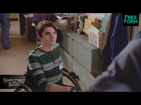 Switched at Birth | Season 3: Episode 6 Clip: Date Night Dilemma | Freeform
