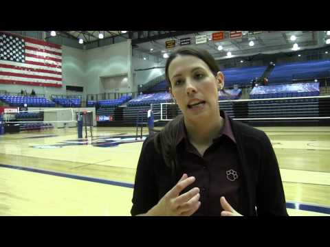 Postgame - Volleyball vs. Mars Hill