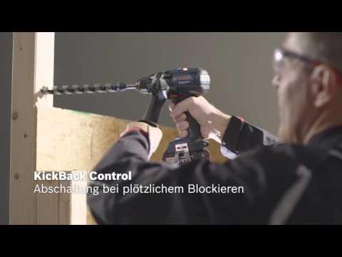 Bosch Professional Akku-Bohrschrauber GSR 14,4/18 VE-EC & Akku-Schlagbohrschrauber GSB 14,4/18 VE-EC
