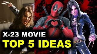 Logan's X-23 solo movie?! Beyond The Trailer's reaction & breakdown! X-23 joins Cable's X-Force in Deadpool 2 or 3? Logan Spoilers! Ending! http://bit.ly/sub...