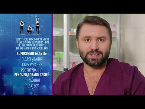 ЛікарLIVE - Розтягнення зв'язок (30.01.2019)