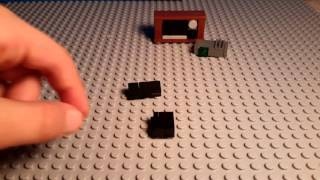 How To Build A Lego PS4 And Xbox One