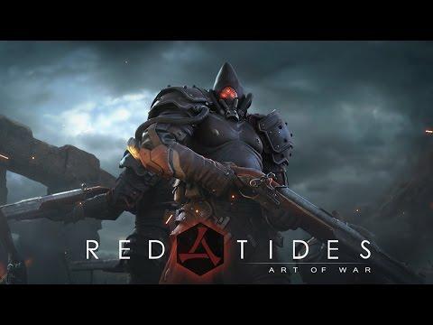 Art of War: Red Tides gameplay