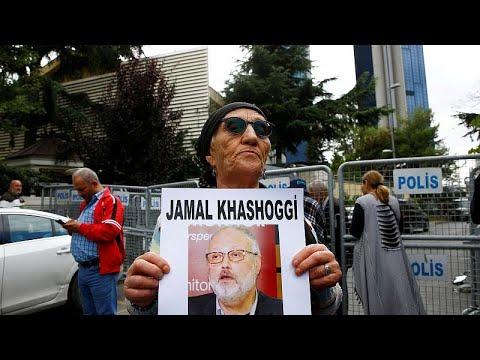 Μυστήριο παραμένει η εξαφάνιση του Σαουδάραβα δημοσιογράφου Τζαμάλ Κασόγκι…
