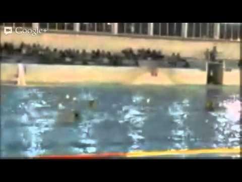 Waterpolo Navarra vs Sant Andreu