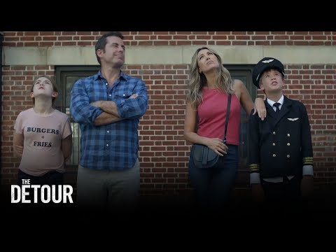 The Detour: Family Felon Fun Time | TBS