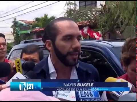 FMLN realizó elecciones internas a nivel nacional