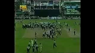 George Town Australia  city pictures gallery : West Indies vs Australia 5th cricket ODI match, 1999 Georgetown, Guyana