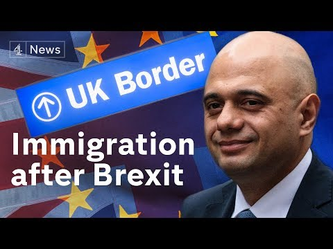 Post-brexit Immigration Plan Unveiled By Government