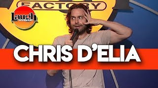 Chris D'Elia | Sleeping Asian | Stand Up Comedy
