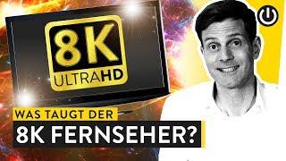 Video Der 8K Fernseher: Die Zukunft oder nur was für Opfer? | WALULYSE MP3, 3GP, MP4, WEBM, AVI, FLV April 2018