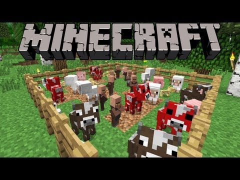 Minecraft 1.4.5 Pre-Release: Baby Bugs, Crash Fixes, & More!