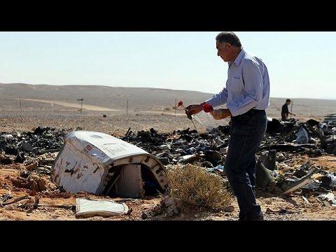 Υποψίες Βρετανίας- ΗΠΑ για έκρηξη βόμβας στο μοιραίο ρωσικό αεροπλάνο