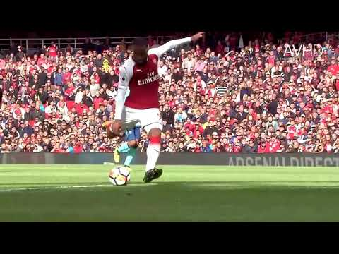 Aubameyang and Lacazette - The buddy cop duo Arsenal and the PL needs  (2018/19)