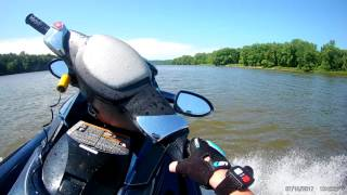 6. 2009 SeaDoo GTI 130 with Gopro