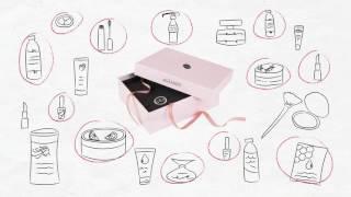 Video promocyjne - animacja dla dystrybutora boxów kosmetycznych