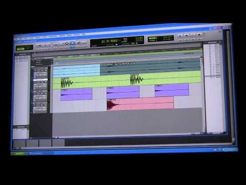 Secrets of Beat Making #1 – Sampling with pro tools (basic loops)