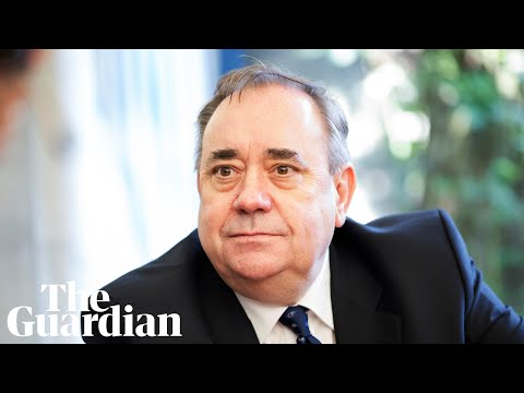 Former SNP Leader Alex Salmond's Resigns From Party
