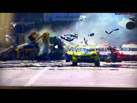 Confira vídeo e fotos do acidente grave ocorrido na Stock Car